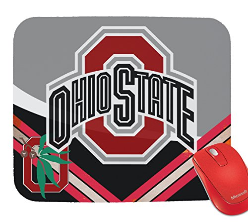 Ohio State Buckeyes Mouse Pad Mousepad (Ohio State Mouse Pad compare prices)