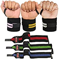 Weight Lifting Training Wrist Wraps F…