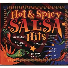Amazon.com: Hot & Spicy Salsa Hits: Countdown Singers: MP3 Downloads