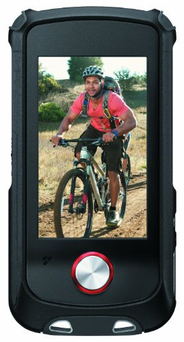 Sony Bloggie Sport (MHSTS22) Waterproof Video Camera with 4x Digital Zoom and 2.7-Inch Touchscreen LCD (Black) (New Model)