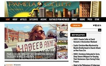 Pamela Geller's Atlas Shrugs