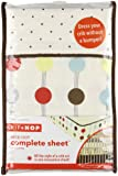 Skip Hop Complete Sheet, Mod Dot (Discontinued by Manufacturer)