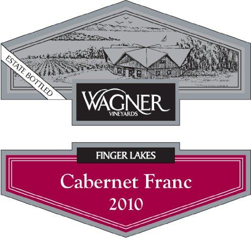 2010 Wagner Vineyards Cabernet Franc Library 750 Ml