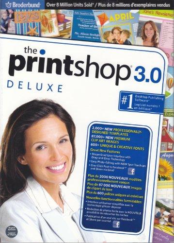 Print Shop 3.0 Deluxe