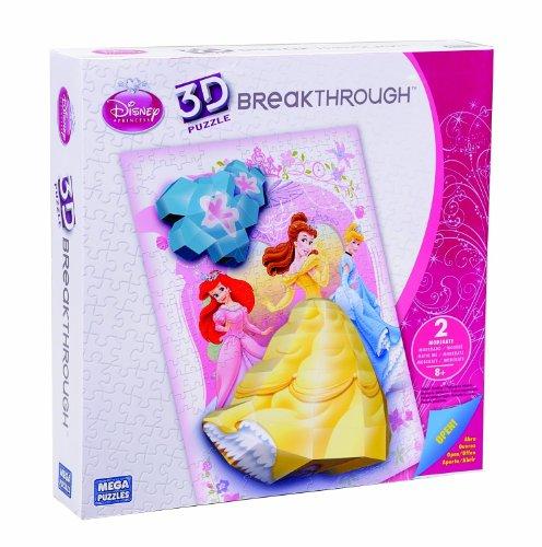 Breakthrough Level Two Princess Puzzle - 1
