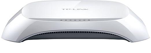 TP-LINK 150Mbps Wireless N - Router (10, 100 Mbit/s, 10/100Base-T(X), 802.11b, 802.11g, 802.11n, 11, 54, 150 Mbit/s, Ethernet (RJ-45), IEEE 802.11b, IEEE 802.11g, IEEE 802.11n, IEEE 802.3, IEEE 802.3u) Color blanco