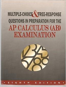 Ap calculus ab prep book