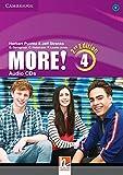 More! Level 4 Audio CDs (3)
