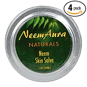 Neemaura Naturals Salve Skin 1 oz ( Multi-Pack)