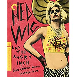 Hedwig and the Angry Inch 2001  The Criterion Collection [Blu-ray]
