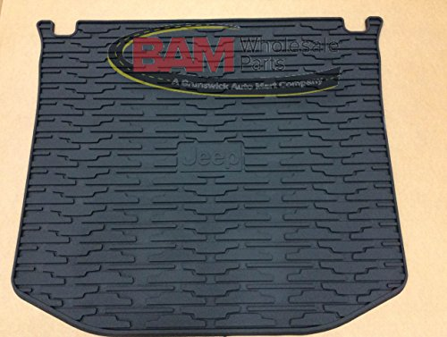 2015-2016 Jeep Grand Cherokee Cargo Mat OEM Mopar Rubber Liner (Mat Liner compare prices)