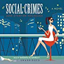 Social Crimes (       UNABRIDGED) by Jane Stanton Hitchcock Narrated by Barbara Rosenblat
