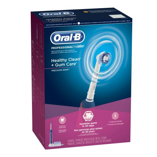 Oral-B Professional propre et sain + Gum Care