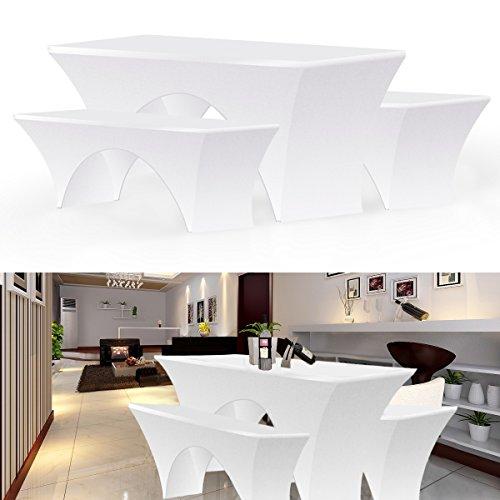 3tlg biertischhusse stretch bierzeltgarnitur husse hussen tisch biertischhusse festzeltgarnitur. Black Bedroom Furniture Sets. Home Design Ideas