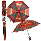 Umbrella - Disney - Cars Lightning McQueen - World Grand Prix Toddler Boy's