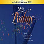 The One-Year Book of Psalms: 365 Inspirational Readings from the New Living Translation   William J. Petersen,Randy Petersen