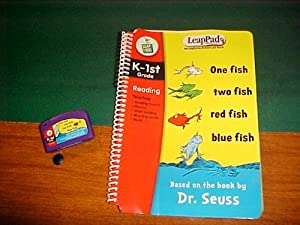 Leappad i can read book one fish two fish for One fish two fish read aloud