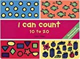 I Can Count 10 to 20: Flip-Card Fun with Number Games (0753451891) by Nilsen, Anna