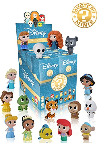 Funko Mystery Mini Disney Princess - 1 Blind