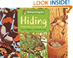 Hiding: A Book About Animal Disguises...