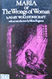 MARIA M WOLLSTONECRAFT (Norton Library, N761) (0393007618) by Wollstonecraft, Mary