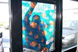 Tropical Fish Window Sheet
