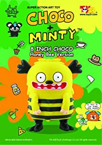 Choco Honey Bee Super Action Art Toy