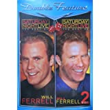 Saturday Night Live - The Best of Will Ferrell - Volumes 1& 2 ~ Don Pardo
