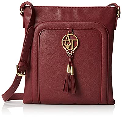 Armani Jeans A3 Saffiano with Eco Leather Cross Body