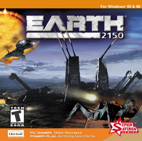 earth 2150 demo download