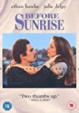 Before Sunrise [DVD] [1995]