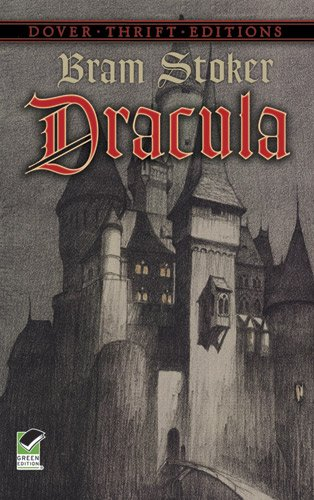 Cover of Dracula (Dover Thrift Editions)