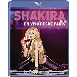 Shakira: En Vivo Desde Paris [Blu-ray]