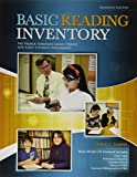 BASIC READING INVENTORY-W/CD