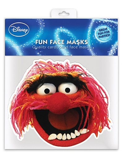 Muppets Party-Mask Animal