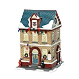 Department 56 A Christmas Story Village Lit House, Police Station by Department 56
