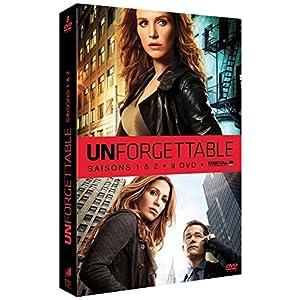 Unforgettable - Saisons 1 & 2 [DVD]