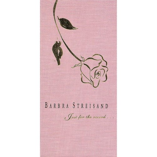 Barbra Streisand - Just For The Record (disc 1: The 60's, Part I)