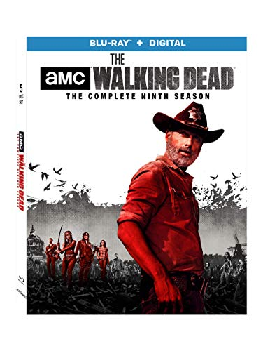 Blu-ray : Walking Dead: Season 9 (5 Discos)