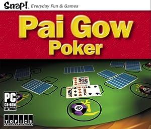 Snap! Pai Gow (Jewel Case) - PC