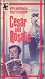 César and Rosalie [VHS] [Import]