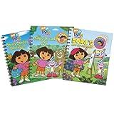 Story Reader 3 Pack Dora