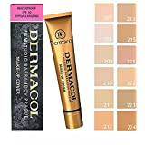 Dermacol Make-up Cover - Waterproof Hypoallergenic (223) (Color: 223, Tamaño: 30g)