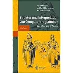 Umschlag von 'Struktur und Interpretation von Computerprogrammen.'