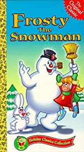 Frosty The Snowman Vhs from Sony Wonder (Video)
