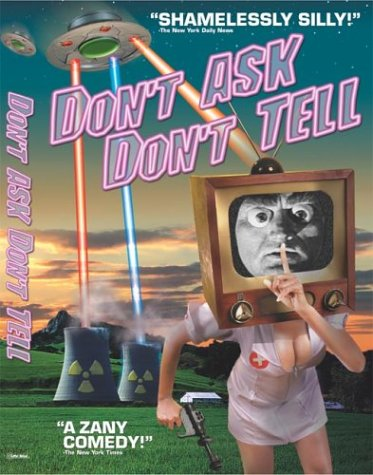 Cover art for  Don't Ask Don't Tell