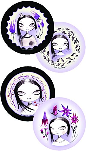 Dark Horse Deluxe Rachel Williams Coaster Set