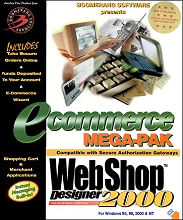 Web Shop Designer