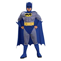 Batman Muscle Chest Costume