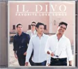 Il Divo - Favorite Love Songs CD